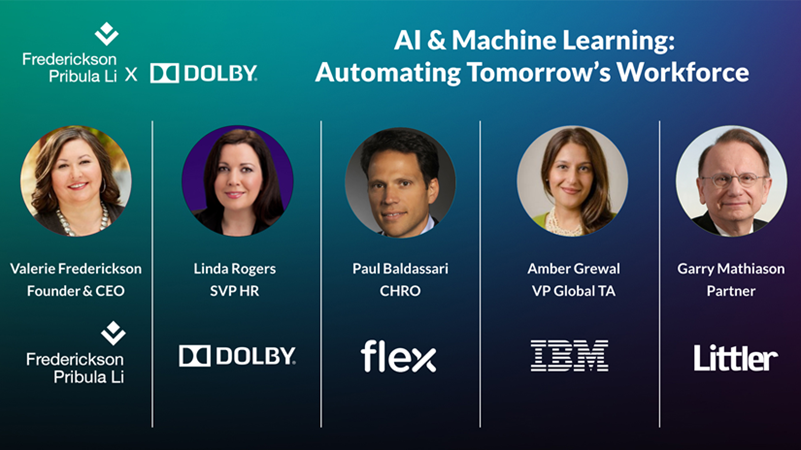 Automating Tomorrow's Workforce